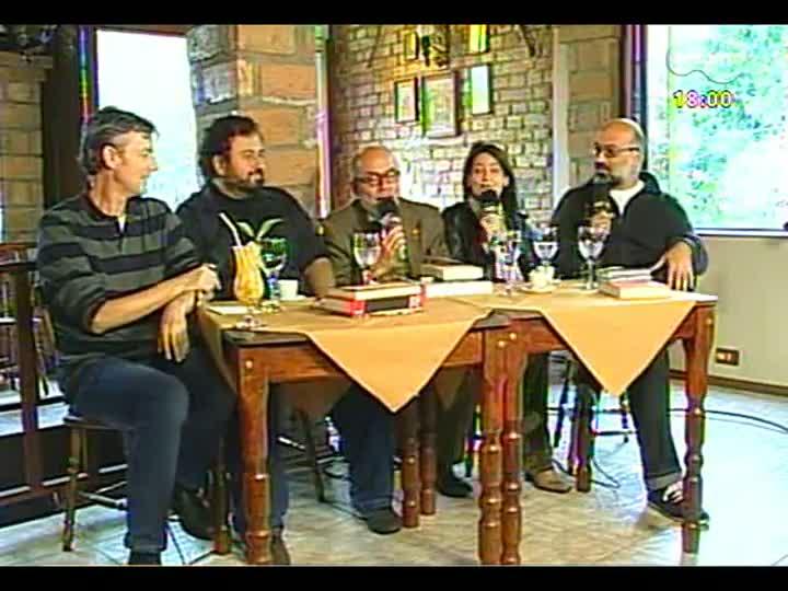 """Café TVCOM - Documentário \""""Raul: o Início, o Fim e o Meio\"""" - Bloco 1 - 11/05/2013"""