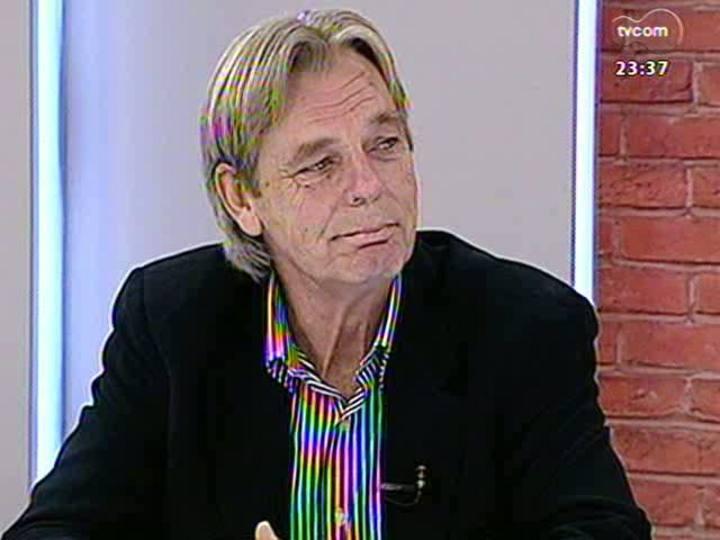 Mãos e Mentes - Agrônomo, mestre e Fitotecnia em doutor em Zootecnia, Carlos Nabinger - Bloco 1 - 04/06/2013
