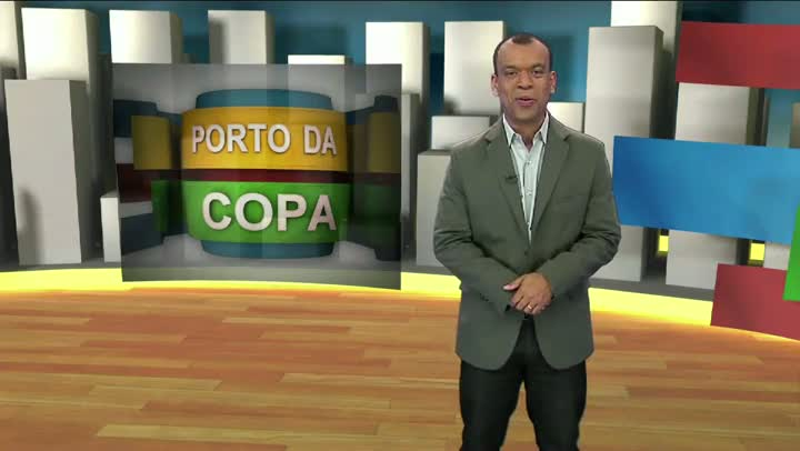 Porto da Copa - Saiba o que falaram sobre a transformação da cidade para Copa do Mundo no Falp, de Canoas - Bloco 1 - 15/06/2013