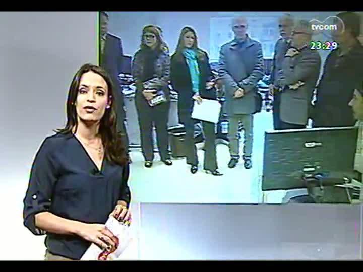 Jornal TVCOM faz balanço das manifestações em Porto Alegre e cidades no interior do Estado - bloco 1 - 20/06/2013