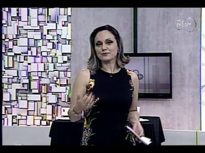 TVCOM Tudo Mais - Quadro Eu/Sa – 1º Bloco – 20-08-2013