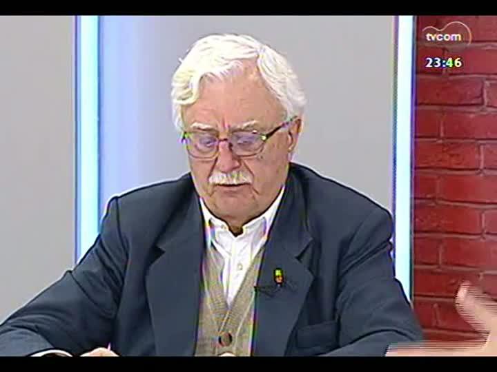 Mãos e Mentes - Diretor-presidente das Lojas Colombo, Adelino Colombo - Bloco 2 - 26/08/2013