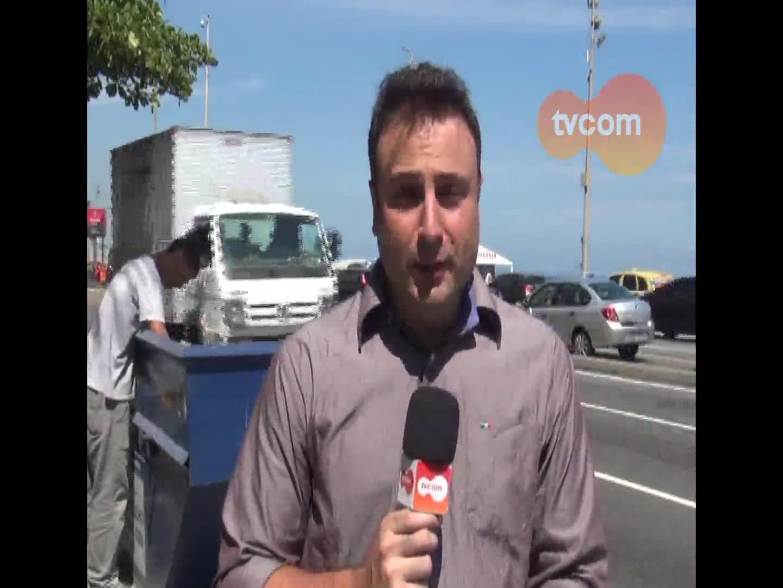 Porto da Copa: Rio de janeiro amplia fiscalização por limpeza na cidade
