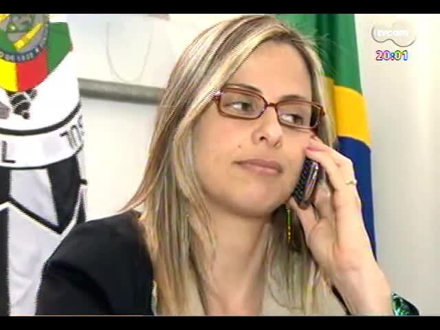 TVCOM 20 Horas - Teste com celulares mostra que é mais fácil fazer ligações de presídio do que outros prédios da capital - Bloco 1 - 05/11/2013