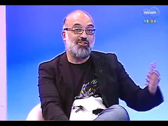 Programa do Roger - Luiz Carlos Contursi e Marcelo Melo falam sobre o projeto \'Acorde brasileiro\' - blobo 2 - 14/11/2013