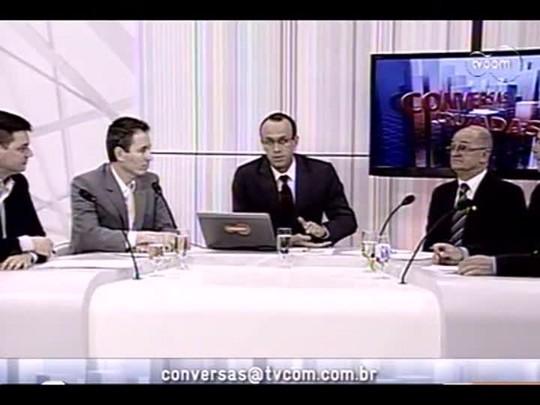 Conversas Cruzadas - Criação de novos municípios 2º bloco - 25/11/2013