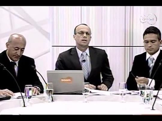 Conversas Cruzadas - 3o bloco - PM nos estádios - 9/12/2013