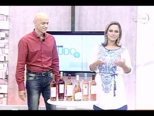 TVCOM Tudo Mais - 4o bloco - Dicas de vinho - 12/12/2013