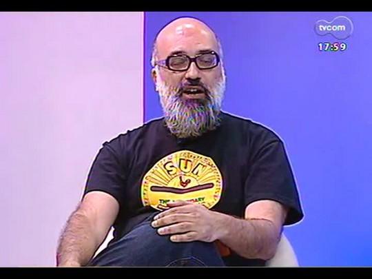 Programa do Roger - Roger Lerina conversa com o trio de jovens Thais Fernandes, Davi de Oliveira Pinheiro e Leo Garcia sobre cinema - Bloco 2 - 21/01/2014