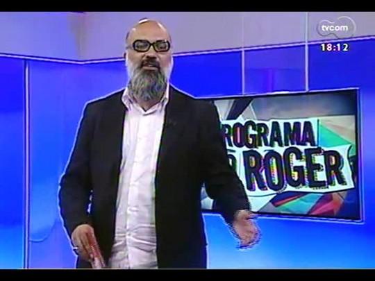Programa do Roger - Grupo Rafuagi apresenta Web série + clipe - Bloco 3 - 21/04/2014