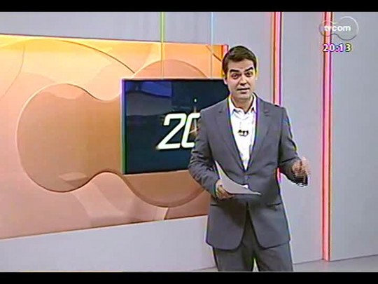 TVCOM 20 Horas - O desabafo de um delegado - Bloco 2 - 27/05/2014