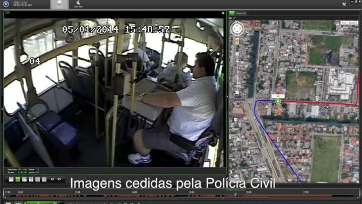 Presa quadrilha formada por ex-detentos que rouba veículos e transporte coletivo no centro de Canoas. 05/05/2014