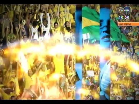 Fanáticos TVCOM - Pré-jogo Nigéria X Argentina - 25/06/2014 - Parte 1