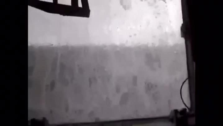 Vídeo feito um dia após o desaparecimento de veleiro argentino mostra ondas de até 7 metros de altura