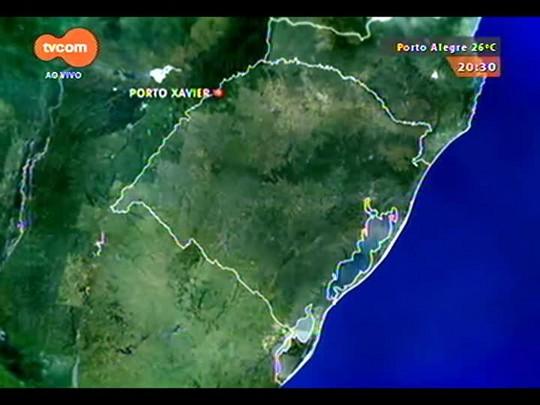 TVCOM 20 Horas - Audiências públicas discutem instalações de free shops em municípios na fronteira - 03/11/2014