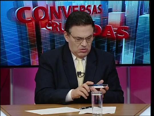 Conversas Cruzadas - Debate sobre o alto número de furtos e roubos de carro no RS - Bloco 3 - 20/11/2014