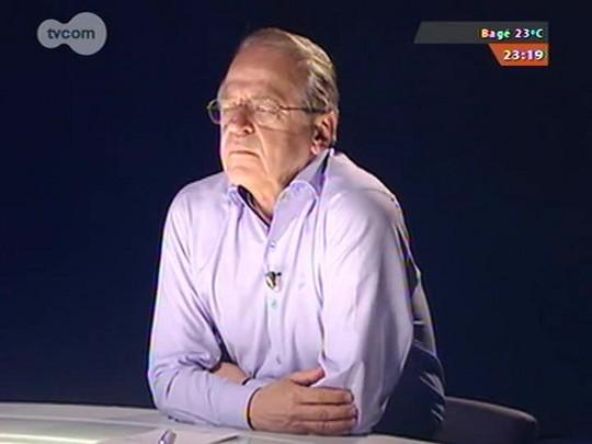 Mãos e Mentes - Governador do RS Tarso Genro - Bloco 2 - 22/11/2014