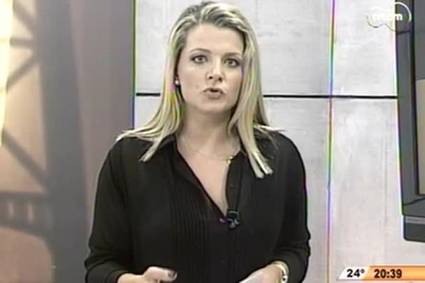 TVCOM 20h - Estela Benetti fala da expectativa do mercado de SC quanto ao ministro do Desenvolvimento - 1.12.14