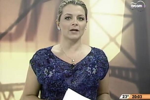 TVCOM 20h - Colombo anuncia nomes de secretários para o novo mandato - 3.12.14