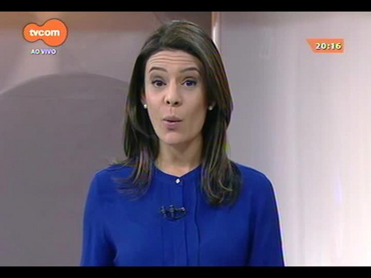 TVCOM 20 Horas - Os horários de funcionamento durante o Natal - 23/12/2014