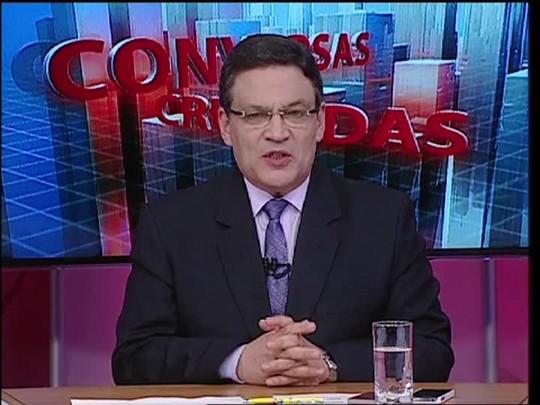 Conversas Cruzadas - A polêmica na liberação do canabidiol - Bloco 1 - 20/01/15