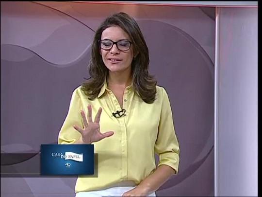 TVCOM 20 Horas - Os preparativos para o carnaval - 06/02/15