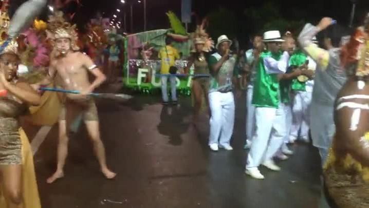 Melhores momentos do carnaval em Joinville