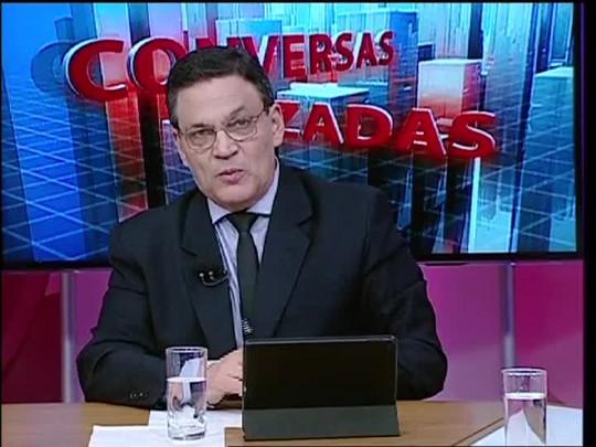 Conversas Cruzadas - Deputados estaduais debatem as finanças do Estado - Bloco 3 - 16/03/15