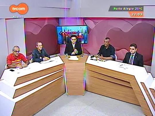 Conversas Cruzadas - Discussão sobre a possibilidade de adiamento do reajuste do funcionalismo estadual - Bloco 1 - 08/04/2015