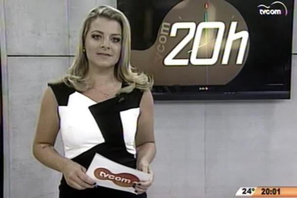 TVCOM 20 Horas - 1º Bloco - 10.04.15