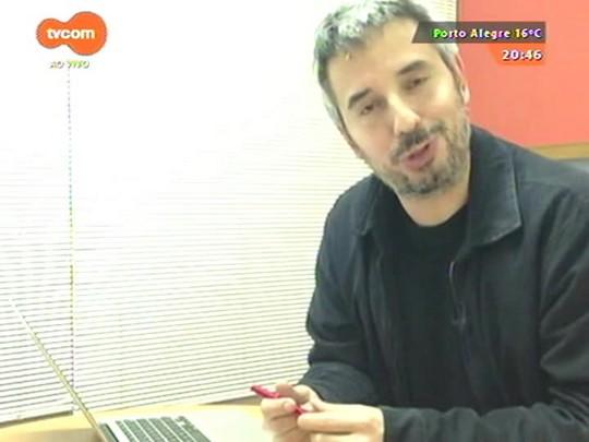 #PortoA - Professor Gustavo Reis fala sobre os aplicativos para despertar. Confira as dicas
