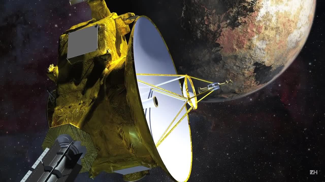 Entenda a aproximação da New Horizons de Plutão