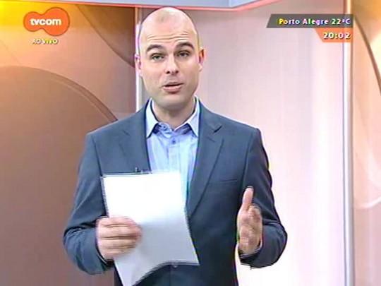 TVCOM 20 Horas - Empresas buscam alternativas para manter competitividade em cenário de crise econômica - 28/07/2015