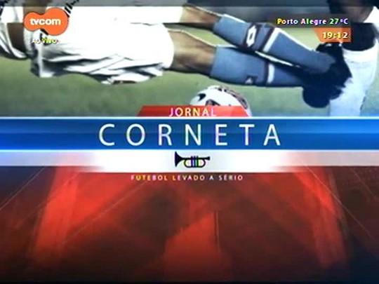 Super TVCOM Esportes - Jornal Corneta: o futebol levado a sério
