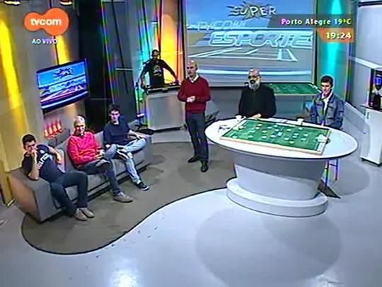 Super TVCOM Esportes - Conheça o 8bit-football