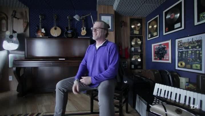 Humberto Gessinger conta como foi se apresentar pela primeira vez para o Gigantinho lotado