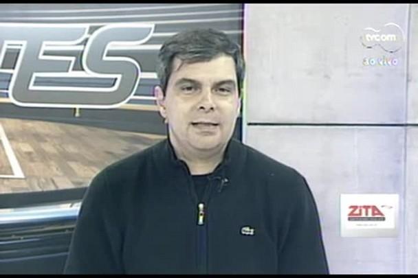 TVCOM Esportes. 2º Bloco. 17.09.15