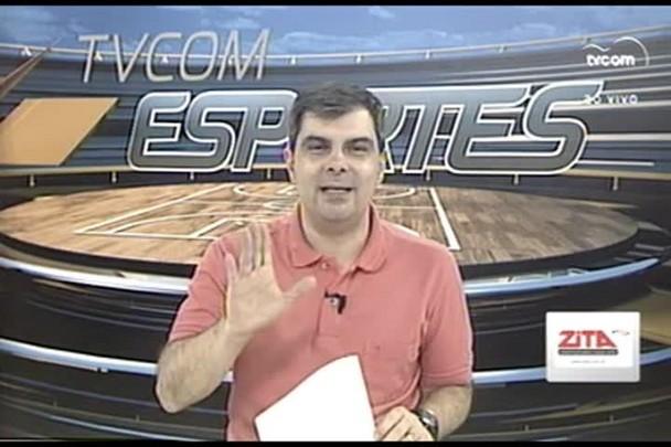 TVCOM Esportes. 2º Bloco. 21.11.15