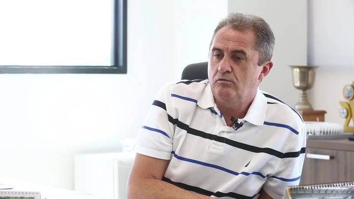 Francisco Novelletto fala sobre Primeira Liga