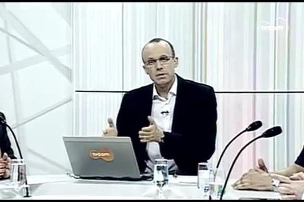 TVCOM Conversas Cruzadas. 2º Bloco. 13.01.16