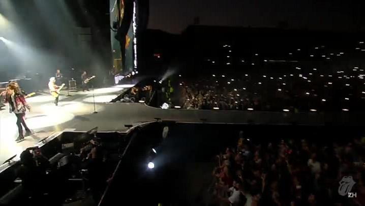 Veja imagens do show dos Rolling Stones no Chile