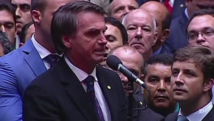 Pedidos de sanção para Jair Bolsonaro