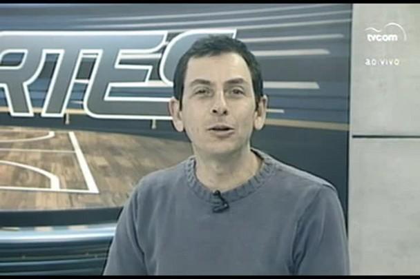 TVCOM Esportes. 4º Bloco. 17.06.16