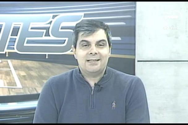 TVCOM Esportes. 3º Bloco. 24.06.16