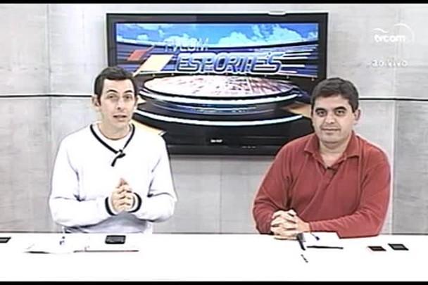TVCOM Esportes. 1º Bloco. 06.07.16