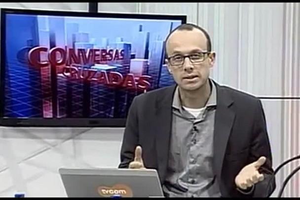 TVCOM Conversas Cruzadas. 2º Bloco. 09.08.16