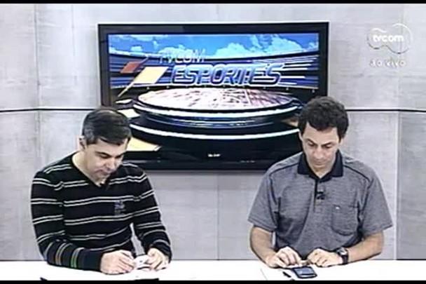 TVCOM Esportes. 2º Bloco. 29.09.16