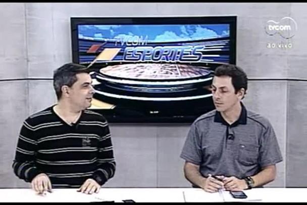 TVCOM Esportes. 1º Bloco. 29.09.16