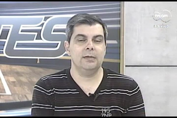 TVCOM Esportes. 3º Bloco. 29.09.16