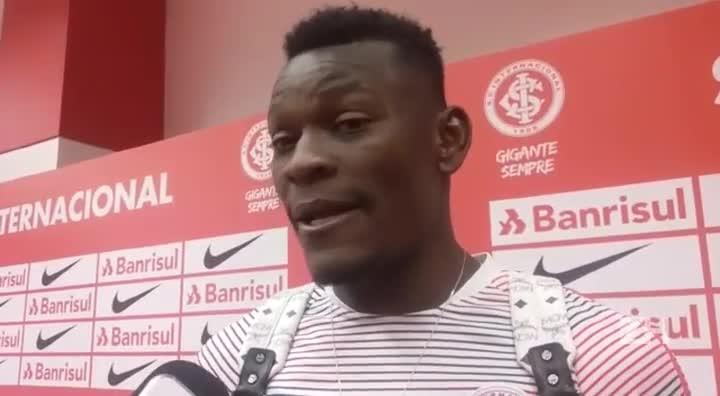 """Após empate com o Santa Cruz, Paulão pede \""""tranquilidade para trabalhar\"""""""